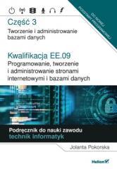 Kwalifikacja EE.09 podręcznik cz.3 HELION