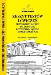 Zeszyt testów i ćwiczeń. Kwal. A.36 w.2017 PADUREK