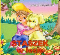 Klasyka Wierszyka - Staszek w lesie.  LIWONA