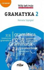 TESTUJ SWÓJ POLSKI Gramatyka 2