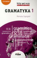 TESTUJ SWÓJ POLSKI Gramatyka 1 w.2015