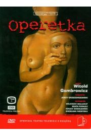 Kocham teatr Operetka t.4
