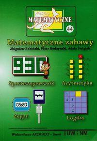 Miniatury matematyczne 44 Matematyczne zabawy
