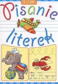 Pisanie literek 5-7 lat LITERKA