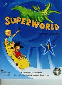 Superworld 1 SB MACMILLAN