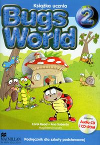 Bugs World 2 SB MACMILLAN