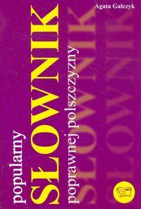 Popularny słownik poprawnej polszczyzny ARTI