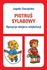Piotruś sylabowy - Opozycja miejsca artykulacji