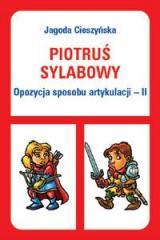 Piotruś sylabowy - Opozycja sposobu artykulacji II