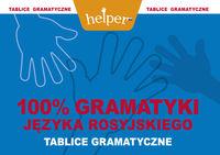100% Gramatyki j.rosyjskiego Tablice KRAM