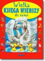 Wielka księga wierszy dla dzieci