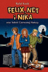Felix, Net i Nika T12 Sekret Czerwonej Hańczy