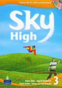 Sky  High PL 3 SB+CD PEARSON