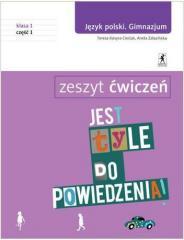 J.Polski GIM 1/1 Jest tyle do powied. ćw STENTOR