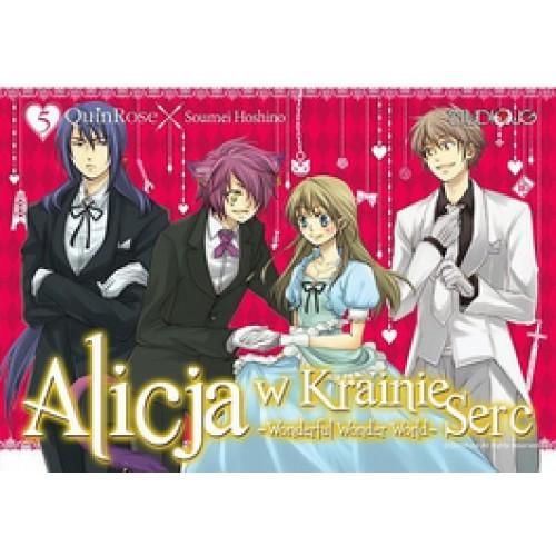 Alicja w Krainie Serc 5