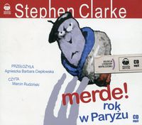 Merde! Rok w Paryżu audiobook