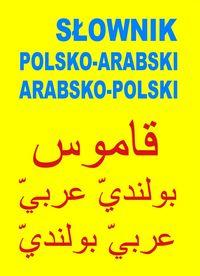 Słownik polsko - arabski, arabsko - polski BR