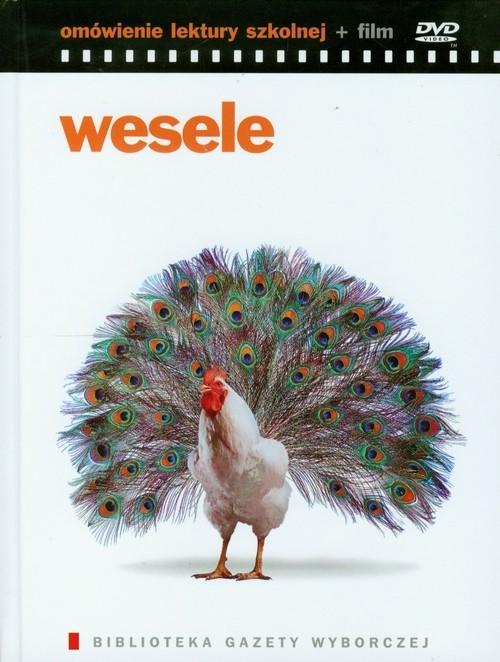 Wesele Omówienie lektury szkolnej   film DVD (Płyta CD)