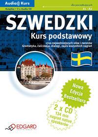 Szwedzki - Kurs podstawowy (2CD) w.2009 EDGARD