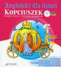 Angielski dla dzieci - Kopciuszek EDGARD