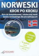 Norweski - Krok po kroku 5CD+MP3  EDGARD