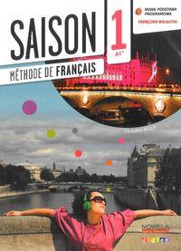 Saison 1 podręcznik + CD wersja wieloletnia DIDIER