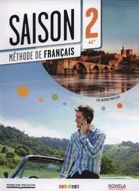 Saison 2. Podręcznik wieloletni + CD