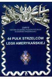 44 Pułk Strzelców Legii Amerykańskiej