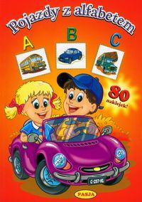Pojazdy z alfabetem Pasja