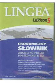Lingea Lexicon 5. Ekonomiczny Słownik ang-pol-ang