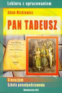 Pan Tadeusz Lektura z opracowaniem