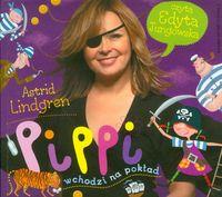 Pippi wchodzi na pokład CD Mp3