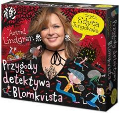 Pakiet: Przygody detektywa Blomkvista cz.1-3 CD