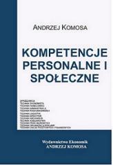 Kompetencje personalne i społeczne EKONOMIK