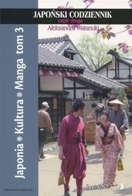 Japonia Kultura Manga tom 3