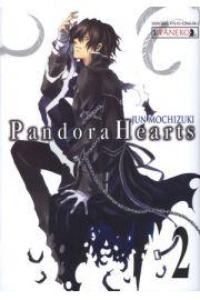 Pandora Hearts. Tom 2