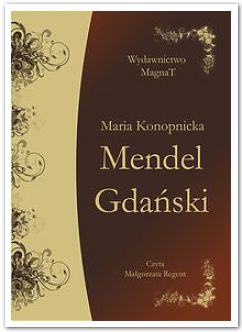 Mendel Gdański - książka audio na CD (format MP3)