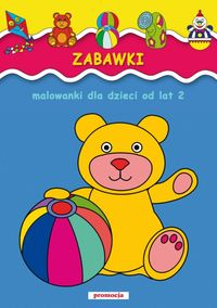 Malowanki - Zabawki w.2011