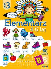 Elementarz 4-6 lat. Część 3