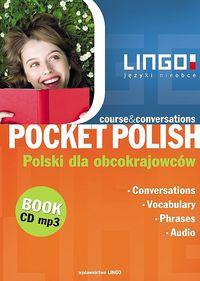 Pocket Polish. Polski dla obcokrajowców + CD