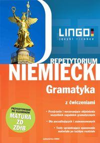 Niemiecki. Repetytorium. Gramatyka z ćwiczeniami