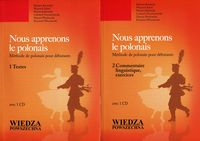 Nous apprenons le polonais T.1-2 + mp3