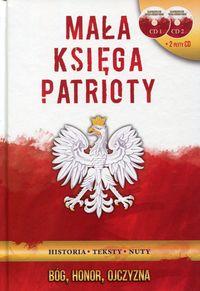 Mała Księga Patrioty XXS Orzeł   2 CD