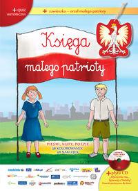 Księga małego patrioty Kolorowanka M Flaga + 1 CD