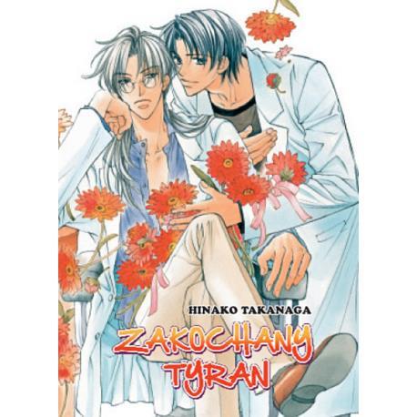 Zakochany Tyran - Hinako Takanaga