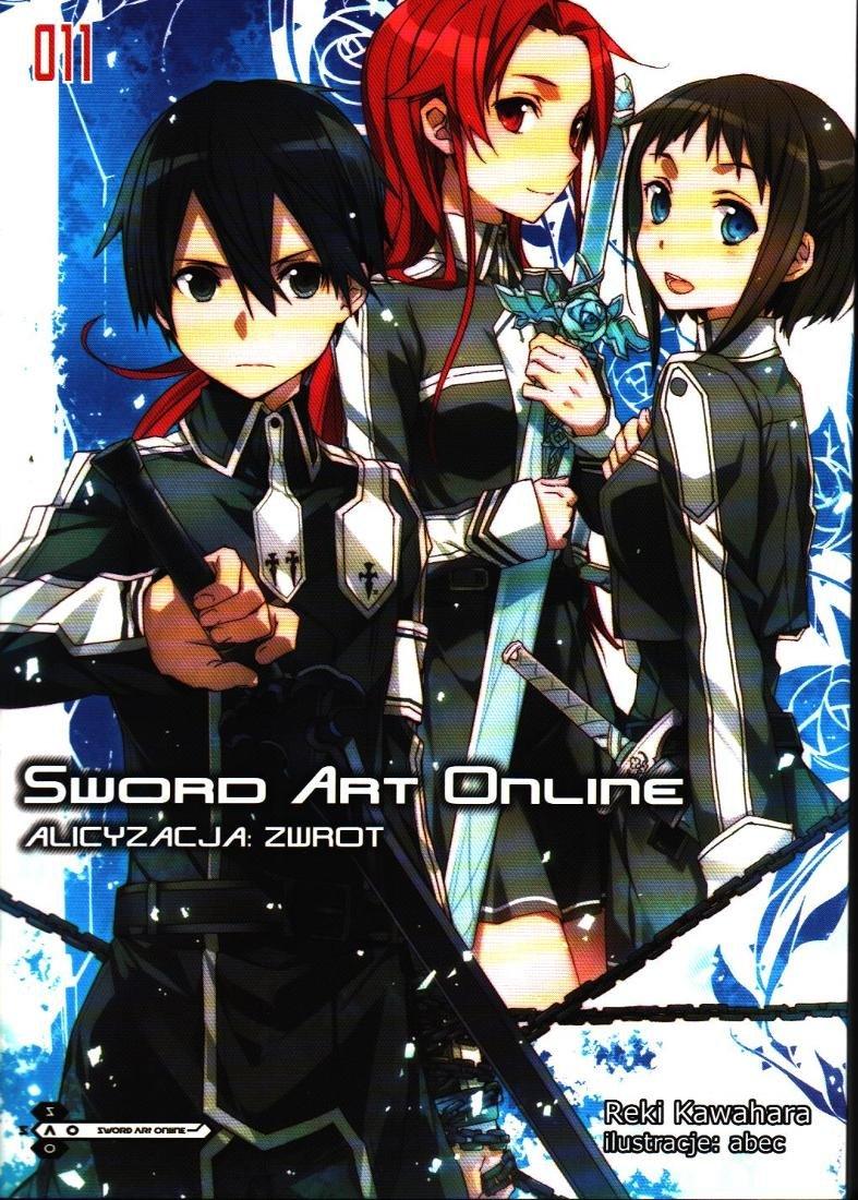 Sword Art Online #11
