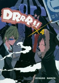 Drrr!! Durarara!! Light Novel