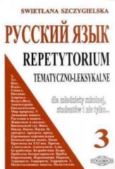 Russkij. Repetytorium 3 tem-leks. WAGROS