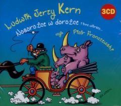 Nosorożce w dorożce i inne wiersze...CD MP3