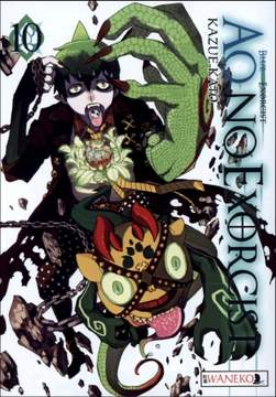 Ao No Exorcist. Tom 10